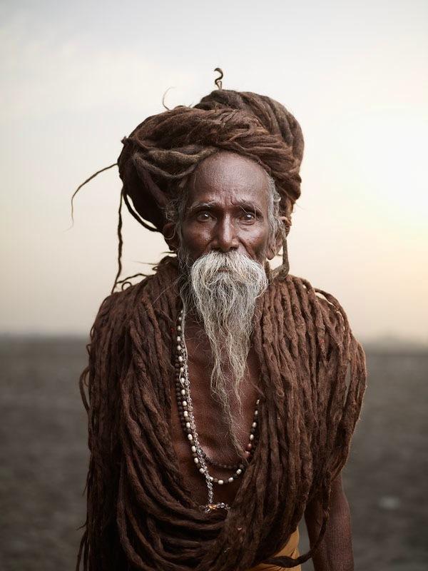 インドで会いたかった人を探して...